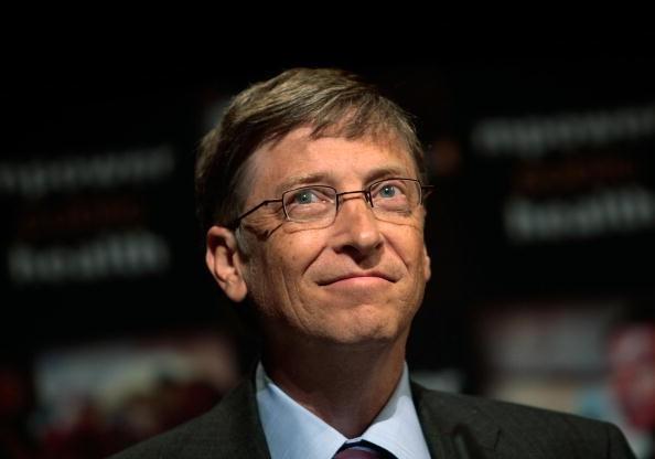 Bill Gates 2008 (Foto: Getty Images)