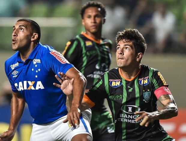 Ramón Ábila, Alison, América-MG x Cruzeiro