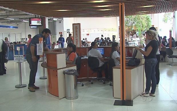 OCA oferece mais de 700 serviços, na capital (Foto: Acre TV)