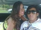 Clima tenso: Nicole Bahls termina namoro com jogador de futebol