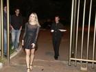 'Me cuido dançando muito axé', diz Claudia Leitte em noite de festa