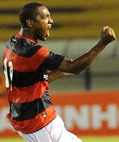 Renato Abreu, Flamengo x Olaria (Foto: Alexandre Vidal/Fla Imagem)