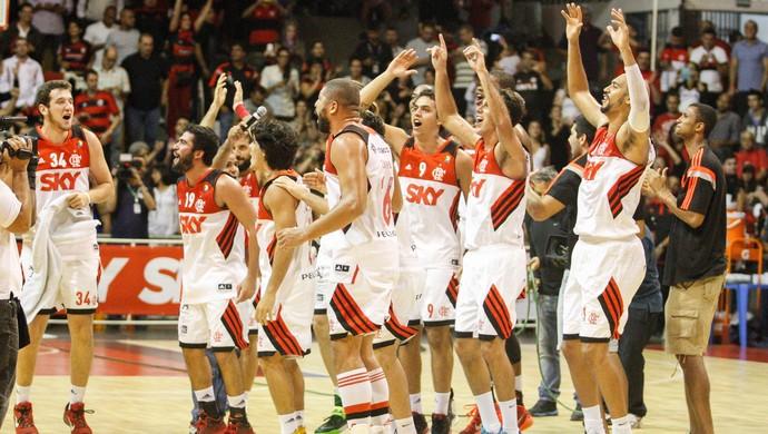 Flamengo basquete nbb (Foto: Rudy Trindade/Agência Estado)