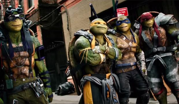 Tartarugas Ninja - Fora da Sombras (Foto: Reprodução)