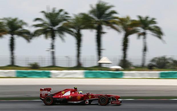 Felipe Massa Fórmula 1 GP da Malásia (Foto: Getty Images)
