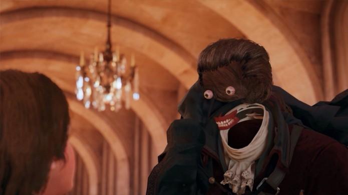 Bug dos personagens sem face foi um dos piores de Assassins Creed Unity (Foto: Polygon)