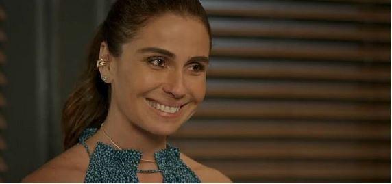Giovanna Antonelli no papel de Alice em Sol Nascente (Foto: Reprodução Tv Globo)