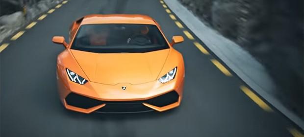 Novo Lamborghini Huracán Spyder com tração traseira aparece em vídeo (Foto: Divulgação)