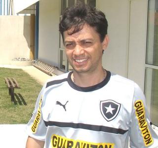 Marlos Almeida e Alex Evangelista, Botafogo (Foto: Fred Huber / Globoesporte.com)
