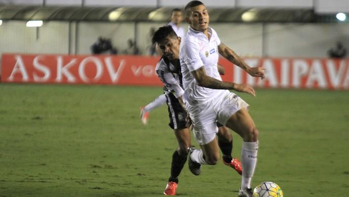 Santos x Santos-AP; Copa do Brasil (Foto: Estadão Conteúdo)