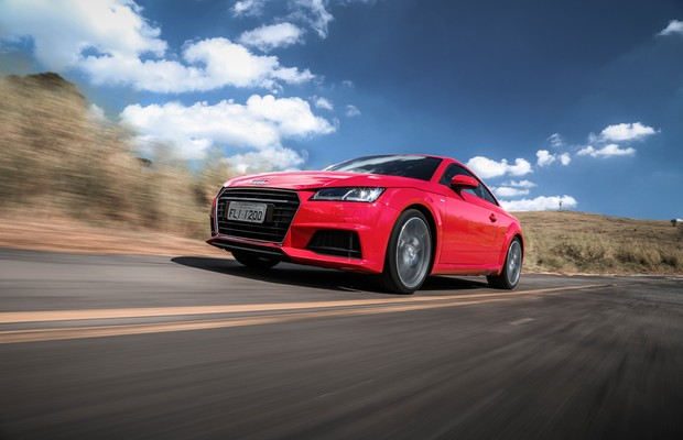 Audi TT Ambition (Foto: Renato Durães/Autoesporte)