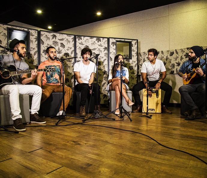 OutroEu e Melim: recordistas do SuperStar 2016 (Foto: Arquivo pessoal)