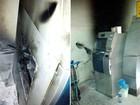 Criminosos arrombam caixa do Banco do Brasil em Cruzeta, RN