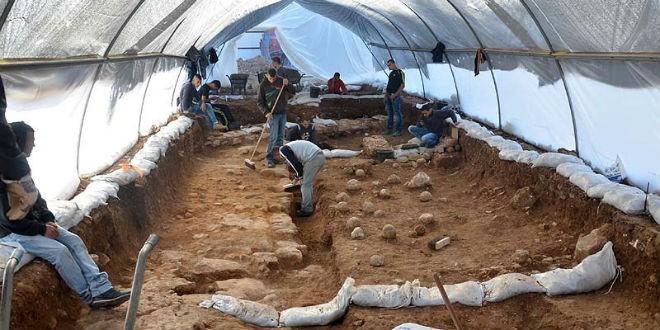 Escavação encontra local onde romanos invadiram Jerusalém há 2 mil anos
