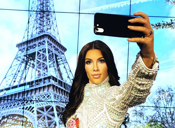 selfies (Foto: Reprodução/Instagram)