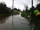 Falta de pavimentação em rua gera reclamação em Itanhaém, SP