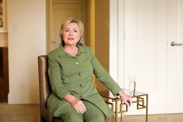 Hillary Clinton (Foto: Reprodução / Faceboook)