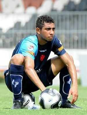 Robinho, ex-Vasco, está perto de voltar ao clube (Foto: Site Oficial do Vasco)