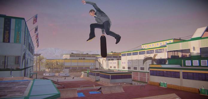 Tony Hawks Pro Skater: confira as curiosidades da série (Foto: Reprodução)