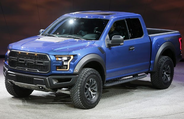Ford F-150 Raptor (Foto: REUTERS/Mark Blinch)