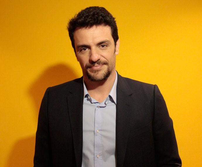 Rodrigo Lombardi (Foto: Marcos Mazini/Gshow)