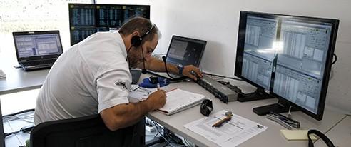 BLOG: Mundial de MotoGP - Sala de Cronometragem: onde os tempos são medidos em milésimos de segundo...