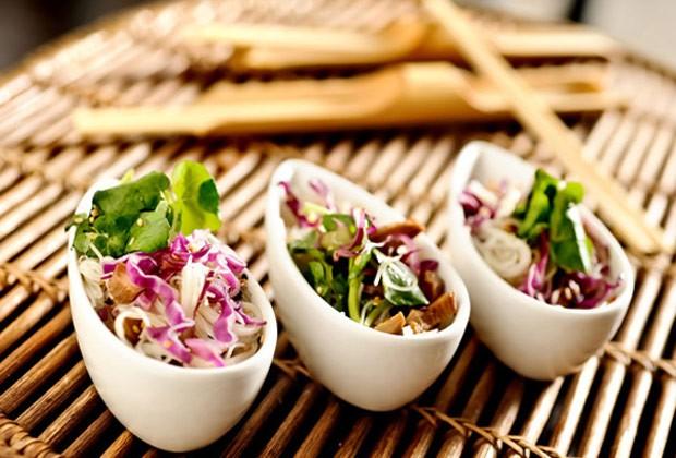 Salada Lótus (Foto: Colheradas)
