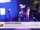 Vespa começa a ser vendida no Brasil com preço a partir de R$ 22.890