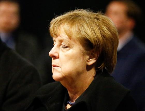 Angela Merkel. (Foto: Hannibal Hanschke/Reuters/Pool/dpa)