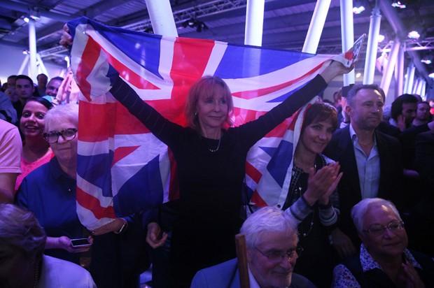 Britânicos vão às urnas dia 23 para votar sobre permanência no bloco europeu (Foto: Neil Hall/Reuters)