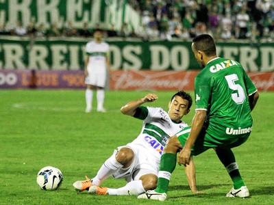 Chapecoense x Coritiba (Foto: Jardel da Costa/Futura Press)