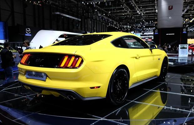 Ford Mustang (Foto: News Press)