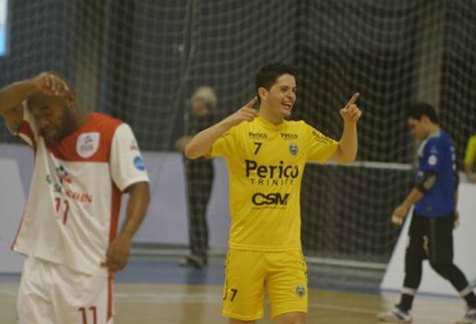 Dian Jaraguá Sorocaba Liga Nacional de Futsal (Foto: Piero Ragazzi/Divulgação)
