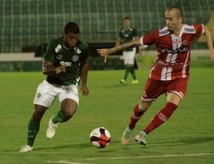 Guarani x Capivariano, Campeonato Paulista Série A2 (Foto: Luis Cardoso/Guarani Press)