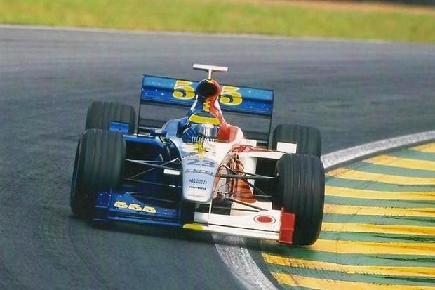 BAR em 1999, seu ano de estreia na F1 (Foto: Divulgação)