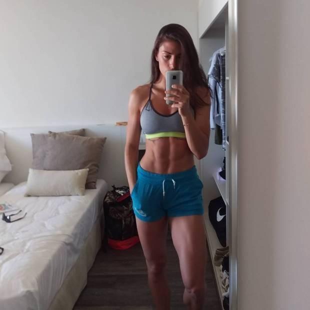 Ivana Spanovic (Foto: Reprodução/Instagram)