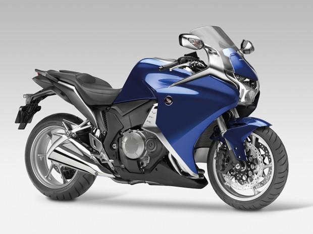 Motocicleta tem motor V4 que alcança 172,7 cv (Foto: Divulgação)
