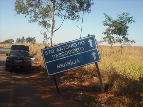 Foto (Foto: Parte final da viagem: chegando a Brasília)