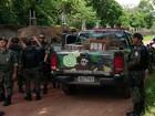 PM prende homem com 28 pássaros silvestres na zona rural de Teresina