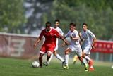 BLOG: Atacante faz três gols, e clube brasileiro goleia Real Madrid em torneio sub-19