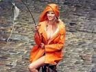 Em clima de Copa do Mundo, top Lara Stone torce pela Holanda