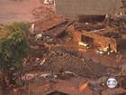Bombeiros resgatam centenas de ilhados após acidente com barragens