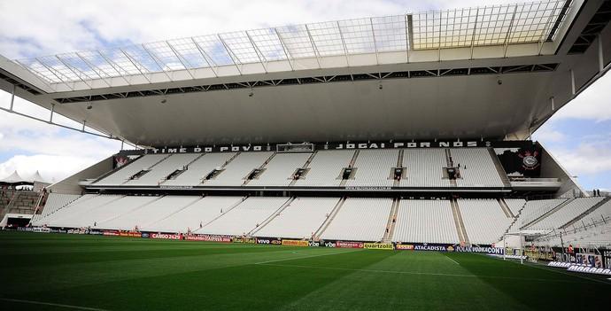 Arena Corinthians - Corinthians x Mogi Mirim (Foto: Marcos Ribolli)