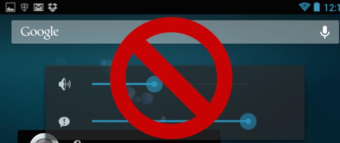 Descubra como bloquear os botões de volume no Android (Foto: Reprodução/Edivaldo Brito)