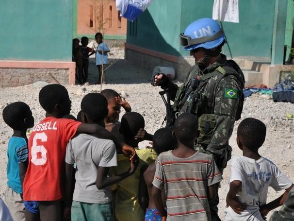 Haiti (Foto: Divulgação)