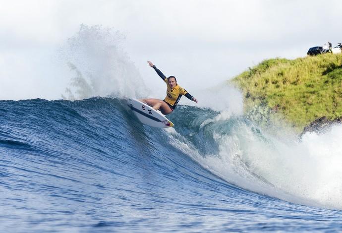surfe carissa moore maui (Foto: Divulgação WSL)
