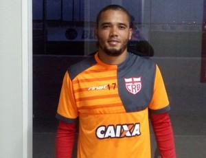 Adriano CRB (Foto: Ascom/CRB)