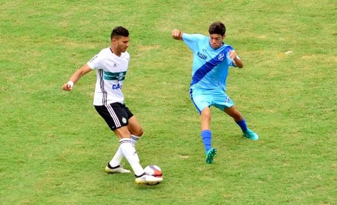 EC Taubaté x Coritiba Copa São Paulo (Foto: Danilo Sardinha/GloboEsporte.com)
