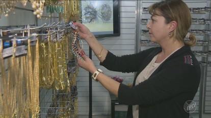 Limeira recebe a maior feira de joias e semijoias do país