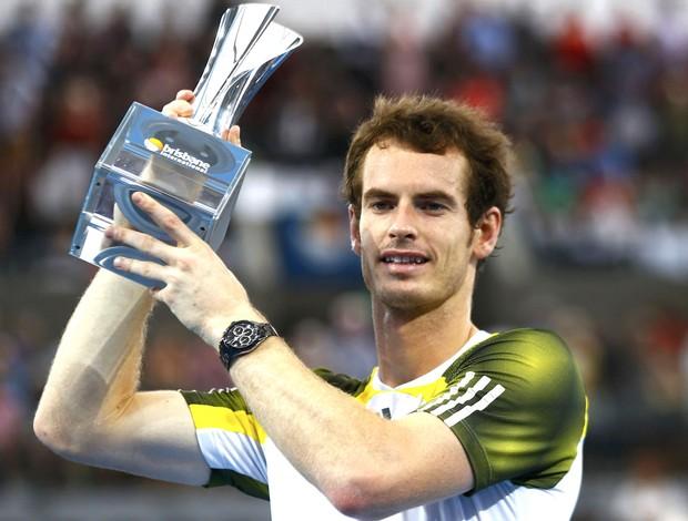 Andy Murray, Brisbane, Tênis (Foto: Agência Reuters)